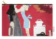 John Held, Jr. Cartoon Carry-all Pouch