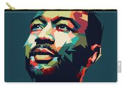 John Legend Carry-all Pouch