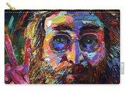 John Lennon Peace Carry-all Pouch