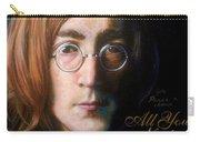 John Lennon - Wordsmith Carry-all Pouch