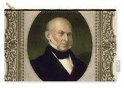John Quincy Adams, 6th U.s. President Carry-all Pouch