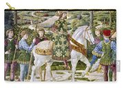 John Viii Paleologus Carry-all Pouch