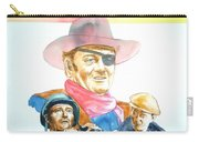John Wayne Carry-all Pouch