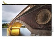 John Weeks Bridge Charles River Harvard Square Cambridge Ma Carry-all Pouch