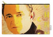 Johnny Cash Poster  Carry-all Pouch