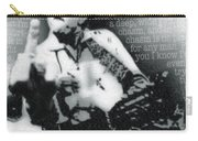 Johnny Cash Rebel Vertical Carry-all Pouch