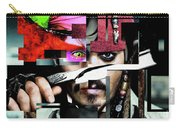Johnny Depp - Collage  Carry-all Pouch