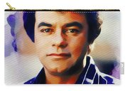 Johnny Mathis, Music Legend Carry-all Pouch
