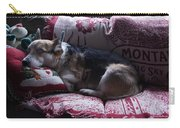 Johnny On The Montana Throw Carry-all Pouch