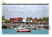 Johns Pass Florida Carry-all Pouch