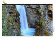 Johnston Canyon Falls Hike Upper Falls Carry-all Pouch