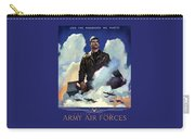 Join The Army Air Forces Carry-all Pouch