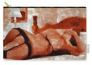 Join Us By Mary Bassett Carry-all Pouch