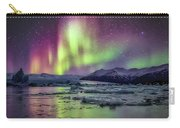 Jokulsarion Glacier Lagoon Carry-all Pouch