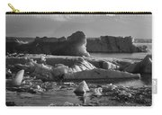 Jokulsarlon Glacier Lagoon Iceland 1809 Carry-all Pouch