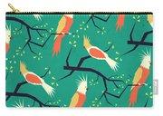 Jolly Bird Pattern Carry-all Pouch
