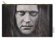 Jonas P Renkse Musician From Katatonia Band By Julia Art Carry-all Pouch