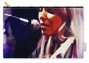 Joni Mitchell, Music Legend Carry-all Pouch