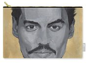 Jonny Depp  Carry-all Pouch