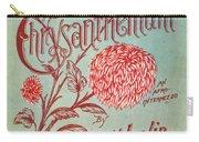 Joplin: Chrysanthemum Carry-all Pouch