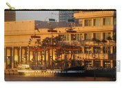Jose Gasparilla At Dusk Carry-all Pouch