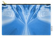 Josea - Blue Carry-all Pouch