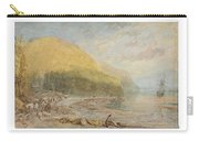 Joseph Mallord William Turner Carry-all Pouch