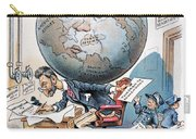 Joseph Pulitzer Cartoon Carry-all Pouch
