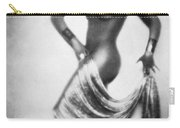 Josephine Baker (1906-1975) Carry-all Pouch by Granger