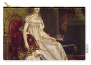 Josephine In Coronation Costume Carry-all Pouch