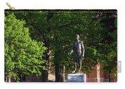 Joshua Lawrence Chamberlain Statue, Brunswick, Maine #0013 Carry-all Pouch