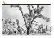 Joshua Tree Branches Carry-all Pouch