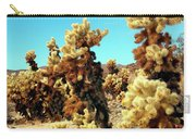 Joshua Tree Cholla Carry-all Pouch