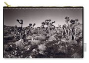 Joshua Tree Forest St George Utah Carry-all Pouch by Steve Gadomski
