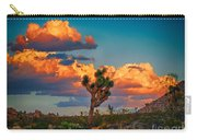Joshua Tree In All Its Beauty Carry-all Pouch