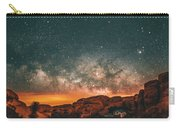Joshua Tree Milky Way Carry-all Pouch