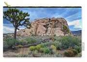 Joshua Tree National Park Summer Evening Carry-all Pouch