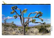 Joshua Tree National Park Winter's Day Carry-all Pouch