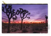 Joshua Tree Pastel Colors Carry-all Pouch