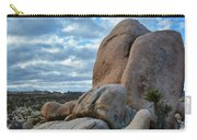 Joshua Tree Rocks Carry-all Pouch