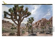 Joshua Tree Summer Monsoon Carry-all Pouch