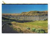 Joso High Bridge Over The Snake River Wa 1x2 Ratio Dsc043632415 Carry-all Pouch