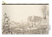 Journee Du 16 Octobre 1793, La Morte De Marie-antoinette Carry-all Pouch