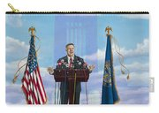 Journey Of A Governor Dave Heineman Carry-all Pouch