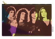 Journey Rock Band Pop Art Carry-all Pouch