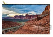 Journey Through Capitol Reef Carry-all Pouch