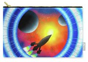 Journey To The Future  Carry-all Pouch