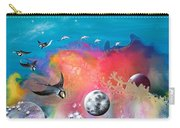 Journey To The Snow Coral Carry-all Pouch