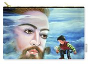 Journey With Jesus Carry-all Pouch