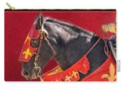 Jouster Red Carry-all Pouch